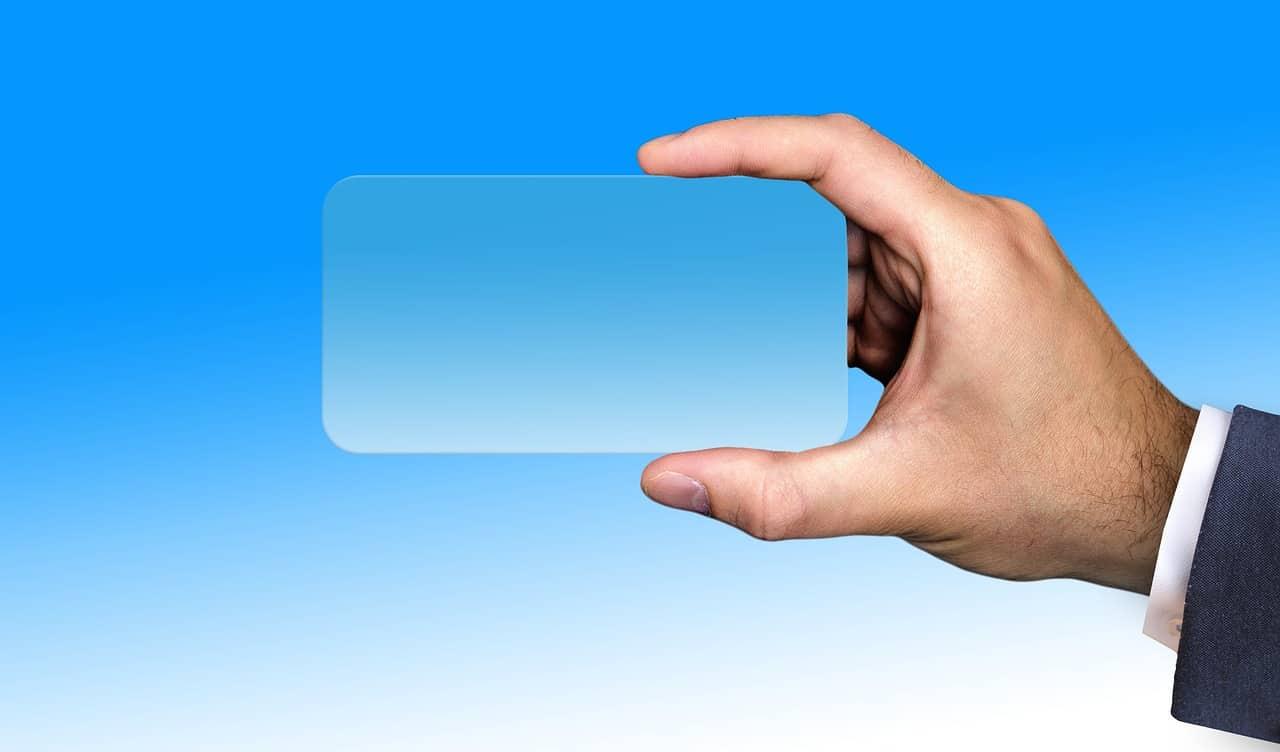 כרטיס ביקור דיגיטלי – החשיבות לבית העסק