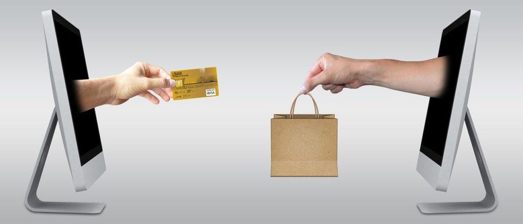 קנייה דרך כרטיס אשראי